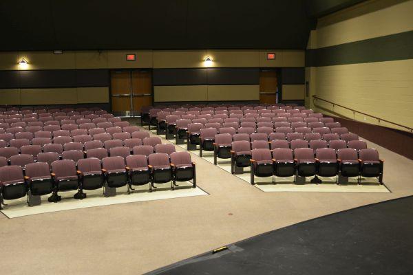 Auditorium steats