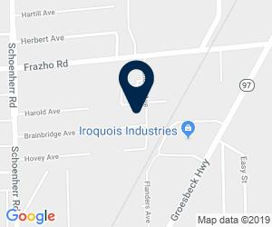 Directions to 25601 Flanders Avenue, Warren, MI, USA