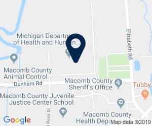 Directions to 21885 Dunham Road, Clinton Township, MI, USA