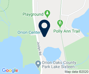 Directions to Orion Center, Joslyn Road, Lake Orion, MI, USA